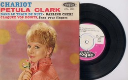 EP 45tours : PETULA CLARK : Chariot (1967) - Vinyl Records