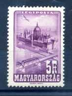 1947 UNGHERIA PA N.65 MNH ** - Airmail