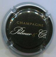CAPSULE-CHAMPAGNE PALMER N°16a Noir Contour Gris - Palmer