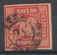 Bayern Minr.13 Gestempelt - Bayern