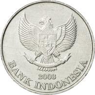 Monnaie, Indonésie, 200 Rupiah, 2003, Perum Peruri, TTB+, Aluminium, KM:66 - Indonésie