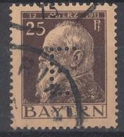 Bayern Minr. D10 Gestempelt - Bayern