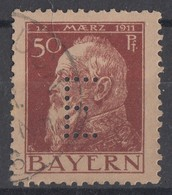 Bayern Minr. D11 Gestempelt - Bayern