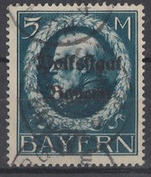 Bayern Minr.131A  Gestempelt - Bayern