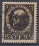 Bayern Minr.133A  Gestempelt - Bavaria