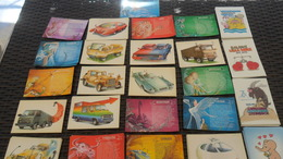 LOT  N° 378  / LOT DE 75 CPSM   10 X 15 THEME Horoscope  Illustre   NEUVES - Cartes Postales