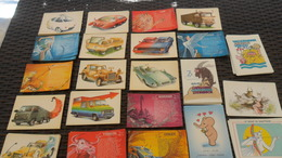 LOT  N° 379 / LOT DE 66 CPSM   10 X 15 THEME Horoscope  Illustre   NEUVES - Postcards