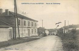 GIRONVILLE-SOUS-LES-COTES ROUTE DE COMMERCY 55 - Unclassified