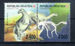 1994 CROAZIA SET MNH ** - Croazia