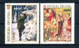 1993 CROAZIA SET MNH ** - Croazia