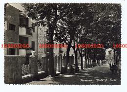 PIANSANO - VIALE S. LUCIA  F/GRANDE VIAGGIATA 1956 ANIMATA - Viterbo