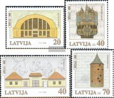 Latvia 523-526 (complete.issue.) Unmounted Mint / Never Hinged 2000 Riga - Latvia