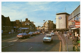 LONDON : ILFORD - CRANBROOK ROAD - London Suburbs