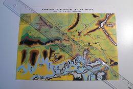 LA GRAVE Hautes-Alpes La MEIJE - Maps
