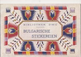 Bulgarische -  Stickereien - Cross Stitch