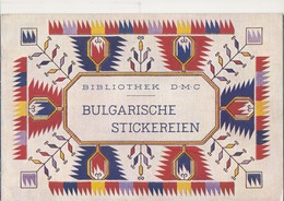 Bulgarische -  Stickereien - Point De Croix