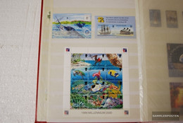 Salomoninseln Out 1996 Until 2010 Stamps-Collection - Solomon Islands (1978-...)