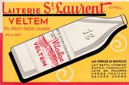 Buvard--Laiterie St Laurent  Veltem  Louvain - Food