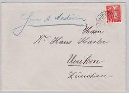 Brief Von Bollingen (br5332) - Switzerland