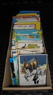 LOT  N° 384 / BOITE 3 KG 500 DE  CPSM   10 X 15 THEME / HUMOUR / ILLUSTRATEURS   NEUVES - Postcards