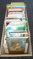 LOT  N° 385 / BOITE 2 KG 900 DE  CPSM   10 X 15 THEME / HUMOUR / ILLUSTRATEURS   NEUVES - Postcards