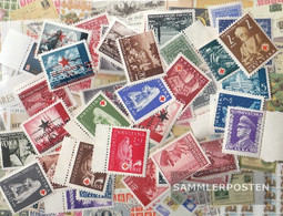 Croatia 75 Different Stamps Unmounted Mint / Never Hinged - Croatia