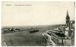 MALTA : MARSAMUSCETTO HARBOUR - Malta
