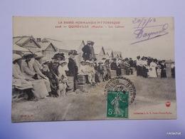 QUINEVILLE-Les Cabines - France