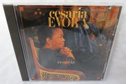 "CD ""Cesaria Evora"" Cesaria - Disco, Pop"