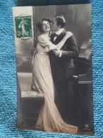 Carte Postale  Saint-Valentin Carte écrite Le 6-7-1912 - Saint-Valentin