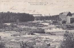 Chute De La Lièvre à Masson Circulée En 1909 - Quebec