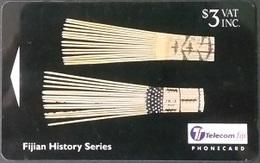 Telefonkarte Fiji - Fidschi - Historical Artifacts - 23FJB - Fiji