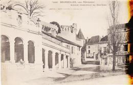 BOURDEILLES - Avenue Principale Du Château - Altri Comuni