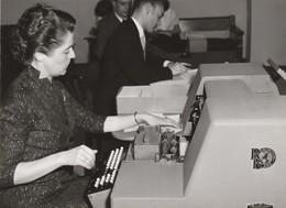 TIRAGE DE LA LOTERIE COLONIALE   -  16 MARS 1961-  MECANOGRAPHIE - Other Collections