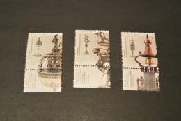 K15951 -  Set MNH Israel - 1990 SC. 1062-1064 - Spice Boxes - Israel