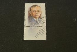 K15959 -stamp MNH Israel  1990 SC.  1071 - Ze'ev Jabotinsky - Israel