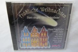 """CD """"Fröhliche Weihnachten"""" Stars Singen Weihnachtslieder (ungeöffnet, Orig. Eingeschweißt) - Christmas Carols"""