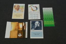 K15965 -5  Stamps MNH Israel  1989 - 1990 - Israel