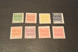 K15980 - Stamps MNh And  No Gum Samoa - 1877-1882  -  Reprint ? - Forgeries ? EXPRESS - Samoa