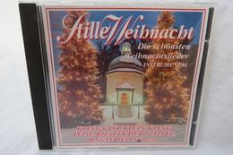 """CD """"Stille Weihnacht"""" Die Schönsten Weihnachtslieder, Instrumental - Weihnachtslieder"""