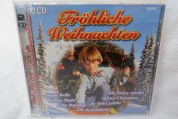 """2 CDs """"Fröhliche Weihnachten"""" Deutsche Und Internationale Weihnachtslieder - Christmas Carols"""