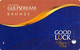 Gulfstream Park - Hallandale Beach, FL - Slot Card - Casino Cards