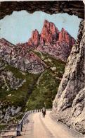 Dolomiten - Falzarego-Tunnel Mit Sasso Di Stria (274) * 6. 9. 1915 - Italia