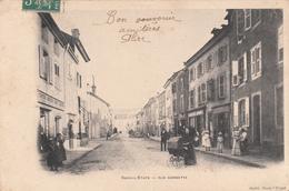88 - RAON-L'ETAPE - Rue Gambetta - Raon L'Etape