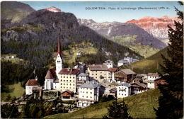 Dolomiten: Pieve Di Livinallongo (Buchenstein) (305) * 5. 10. 1912 - Italia
