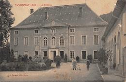 Nurieux Volognat Canton Izernore - Francia
