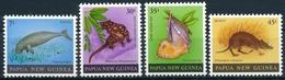 398-401 Papua Neuguinea - Einheimische Säugetiere - Postfrisch/** - Papouasie-Nouvelle-Guinée