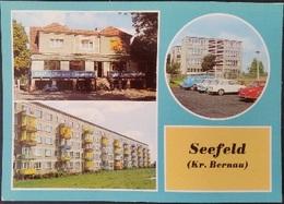 Ak DDR - Seefeld - Ortsansichten - Werneuchen