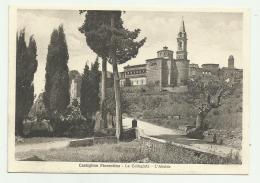 CASTIGLION FIORENTINO - LA COLLEGIATA - L'ABSIDE - NV FG - Arezzo
