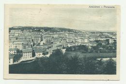 ANCONA PANORAMA  VIAGGIATA FP - Ancona
